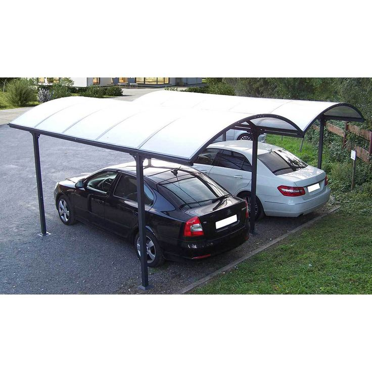les 25 meilleures id es de la cat gorie carport 2 voitures sur pinterest 2 voitures carport. Black Bedroom Furniture Sets. Home Design Ideas