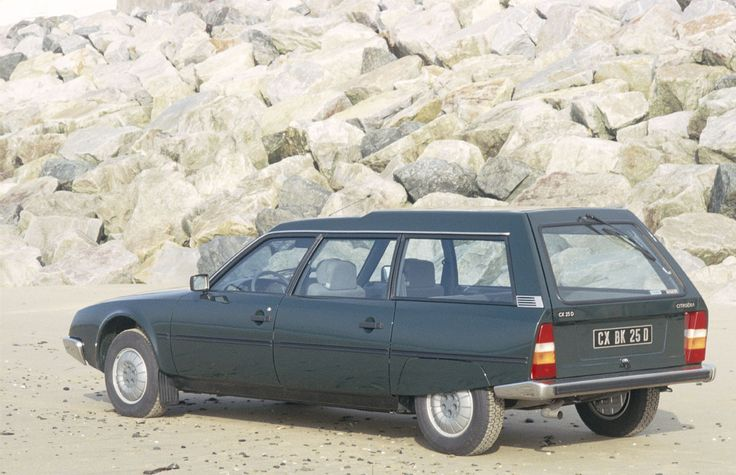 40 years ago: Citroën introduces the CX | Ran When Parked