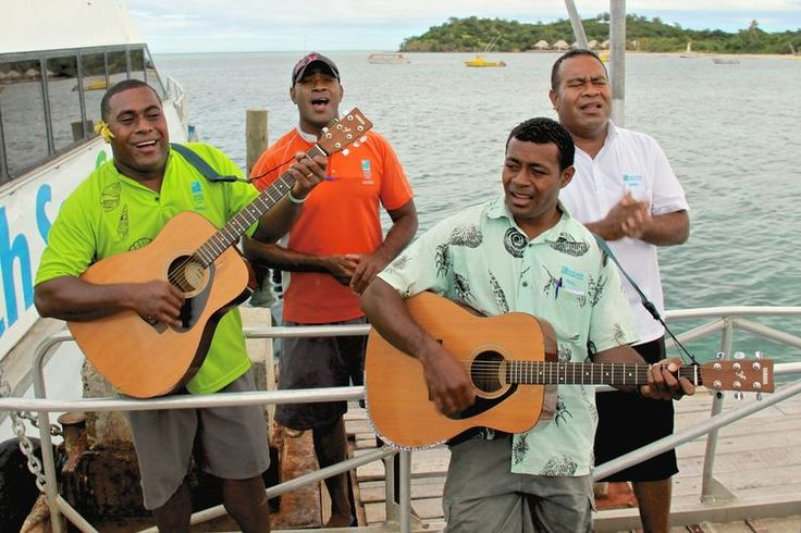 You'll Always Remember Isa Lei, Fiji's Beautiful Song of Farewell