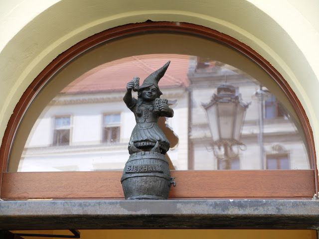 ::The Gnomes of Wroclaw