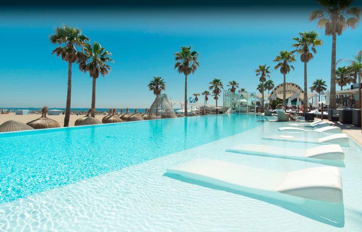Home - Marina Beach Club Valencia Spain Beach, Ibiza, Island Holidays, Marina Beach, Holiday World, Nikki Beach, Valence, Spain Holidays, Madrid Barcelona