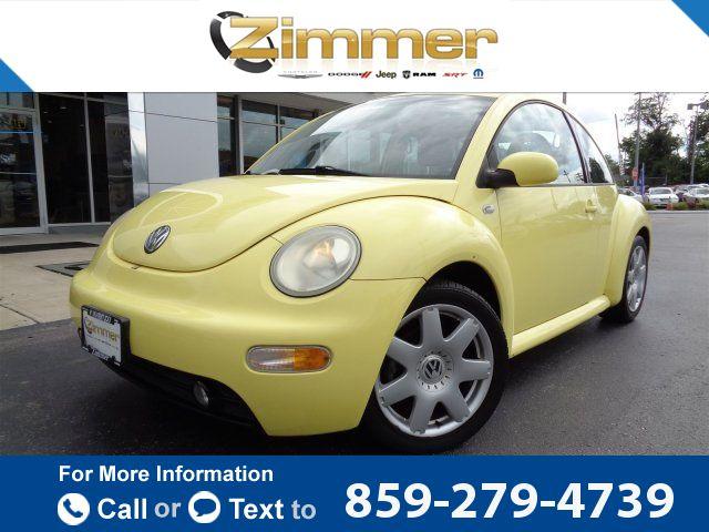 2001 *Volkswagen*  *New* *Beetle* *GLX*  140k miles $3,294 140180 miles 859-279-4739  #Volkswagen #New Beetle #used #cars #ZimmerMotors #Florence #KY #tapcars