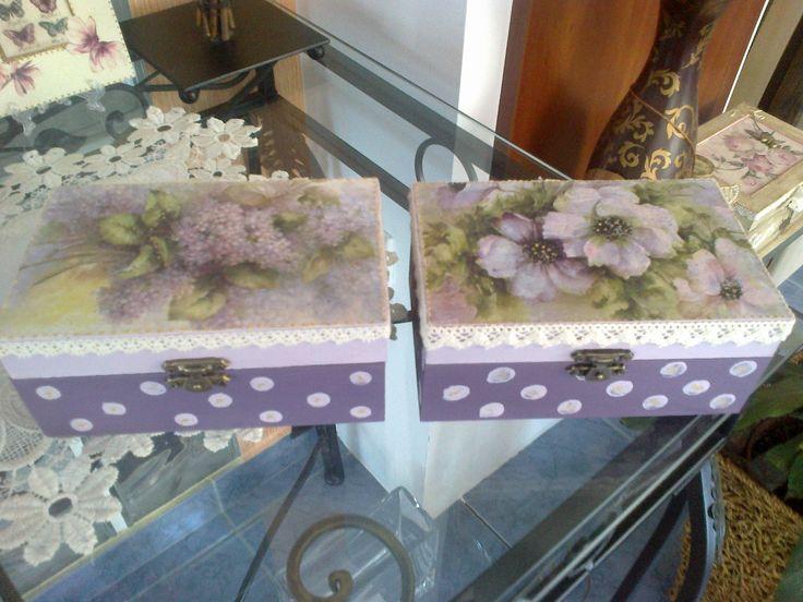 fa doboz virág mindtával