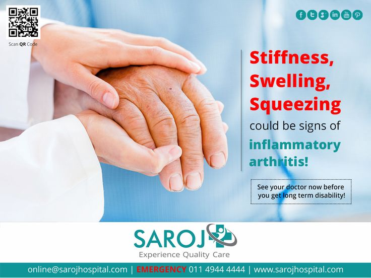 Osteoarthritis is a major indication for Joint Replacement Surgery. An early diagnosis can help save your joint. For more information on Joint Replacement, visit -http://www.sarojhospital.com/orthopedic.html