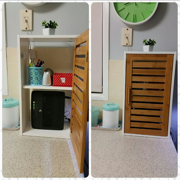 kmart kitchen hack with bathroom cupboard - Bathroom Cabinets Kmart