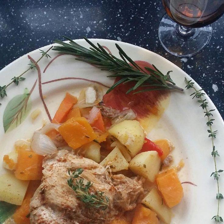 Pollo de otoño. Recipe in Dutch https://www.facebook.com/notes/asuns-delicious-cooking/pollo-de-oto%C3%B1o-herfst-kip/999403353523578