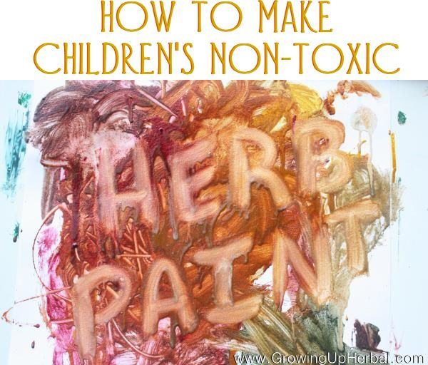 Making homemade paint for your children to use for arts and crafts gives you control over the ingredients allowing you to create a natural, non-toxic alternative.