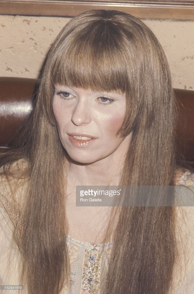 Louise Lasser attends Louise Lasser Press Conference on April 20, 1976 at the St. Regis Hotel in New York City.