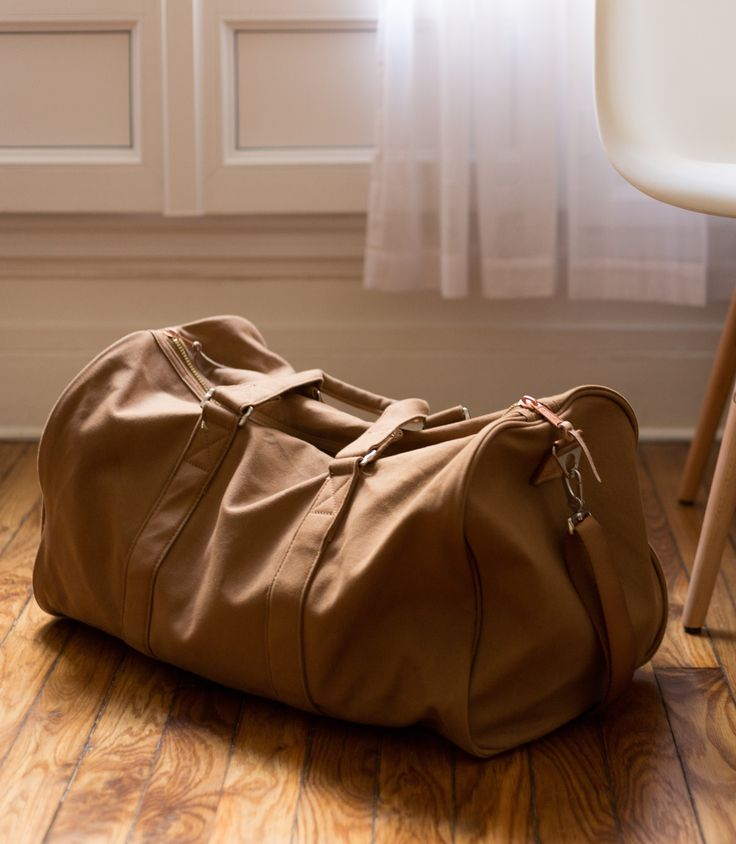Trips abroad are incomplete without classy luggage bags.