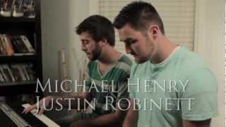 Separate Ways - Journey - Michael Henry & Justin Robinett Piano Cover.  make sure you watch until the very end lol