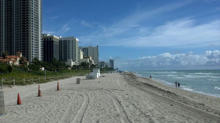Miami Beach en Florida