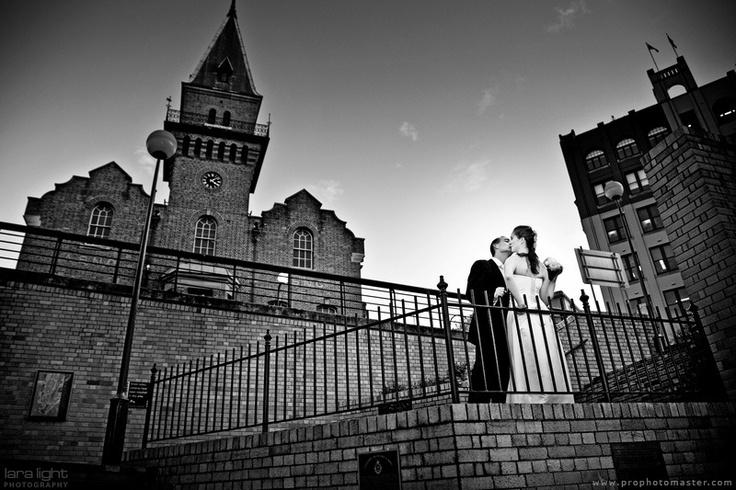 Sydney The Rocks wedding photo by Lara Light Photography