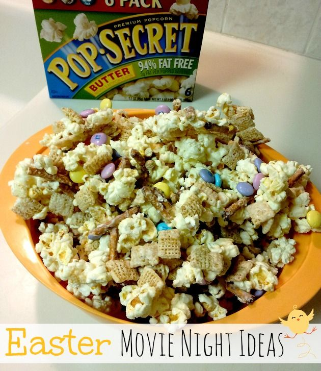 Family Movie Night Ideas for #Easter