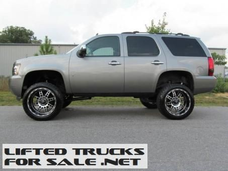 2007 Chevrolet Tahoe LS Lifted