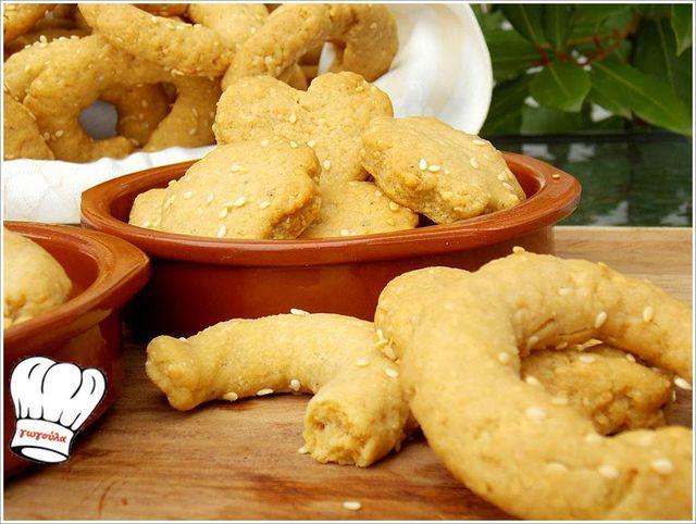 ΑΛΜΥΡΑ ΚΟΥΛΟΥΡΑΚΙΑ ΜΕ ΟΥΖΟ ΚΑΙ ΤΥΡΙ!!! | Νοστιμες συνταγες της γωγως | Bloglovin'