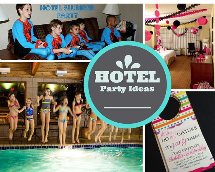 Hotel Pool Party Ideas is located in the gaslamp quarter in the midst of the best shopping dining and nightlife in town the andaz itself is home to the ivy rooftop pool Preteen And Teen Party Ideas Teen Party Games At Birthday In A Box
