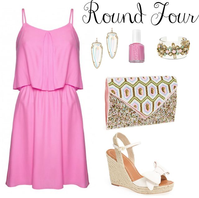 Southern Curls & Pearls: What to Wear to Sorority Recruitment