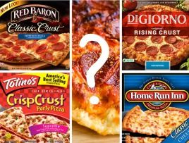 Frozen Pizza Comparison, Ingredient Investigation and Makeover Challenge! I CAN NOT WAIT TO DO THIS!!