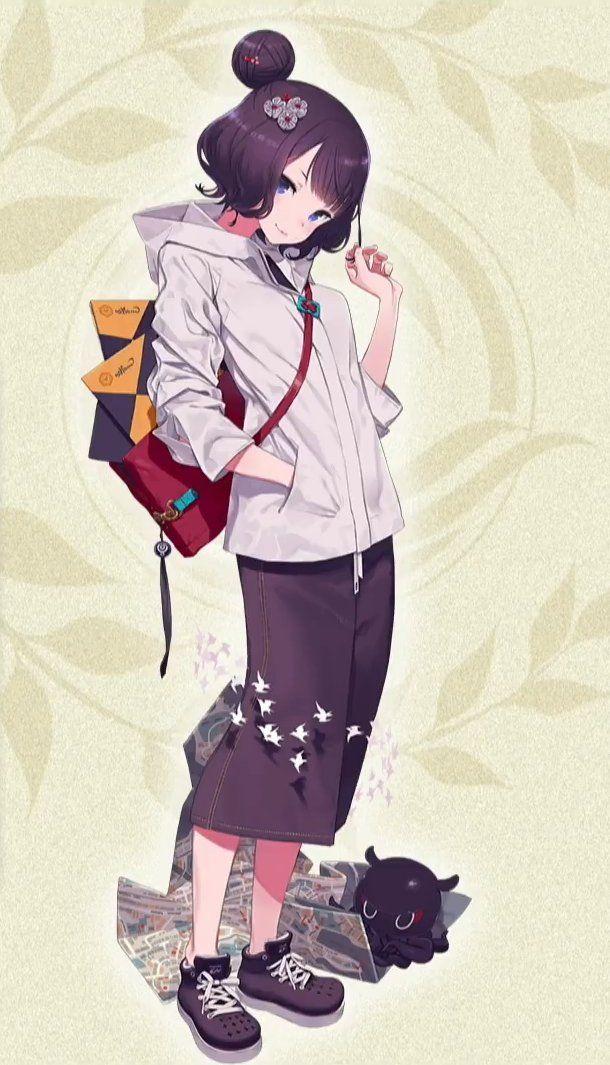 """FGOまとめ速報さんのツイート: """"高画質の葛飾北斎さん。ふつくしい #FateGO #FGO… """""""