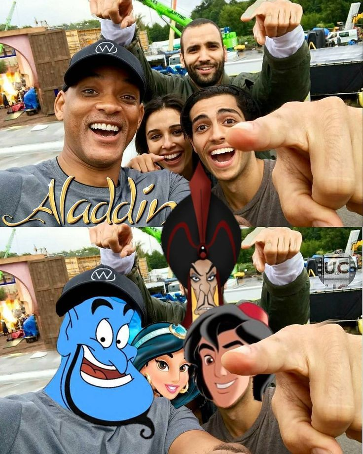 """32.1k Likes, 280 Comments - Hero Daily (@hero.daily) on Instagram: """"From @updates_in_cinema_v2.0 -  The live action ALADDIN film has begun filming! Directed by GUY…"""""""