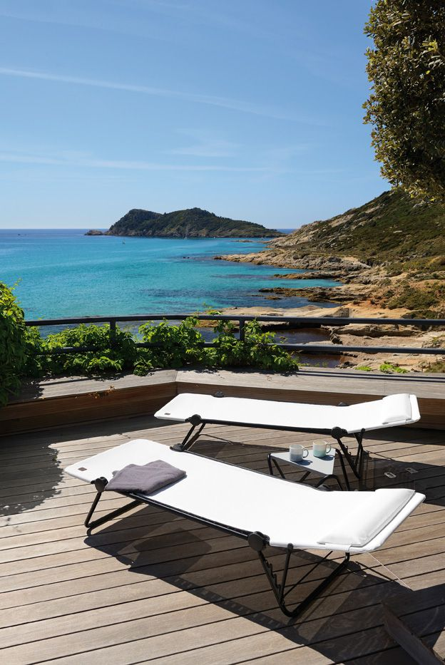 24 best Lafuma images on Pinterest   Recliners, Garden chairs and ...