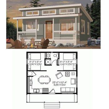 Enjoyable 17 Best Ideas About Small House Plans On Pinterest Cabin Plans Inspirational Interior Design Netriciaus