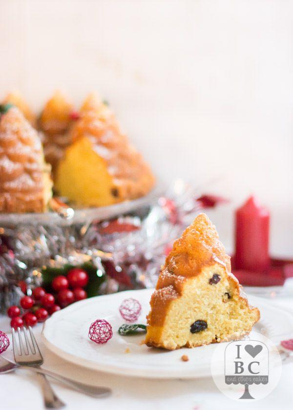 Orange Spice Cranberry Bundt Cake