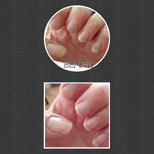 Seacret nail buffer in less than 5 minutes. #nakednails Bumpy nail ridges be gone! seacretdirect.com/leahgristwood Get your buffer inside the Seacret Nail Care set.