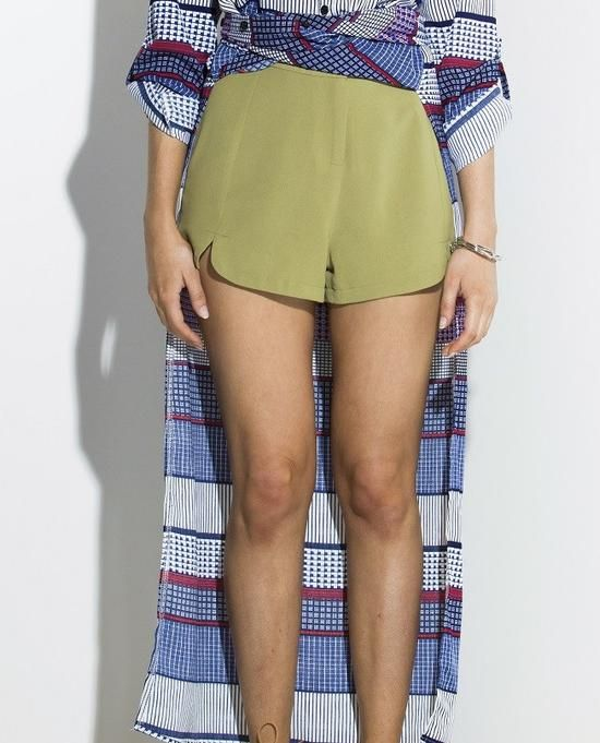 Harvey The Label / MESINA SHORTS - Akagu