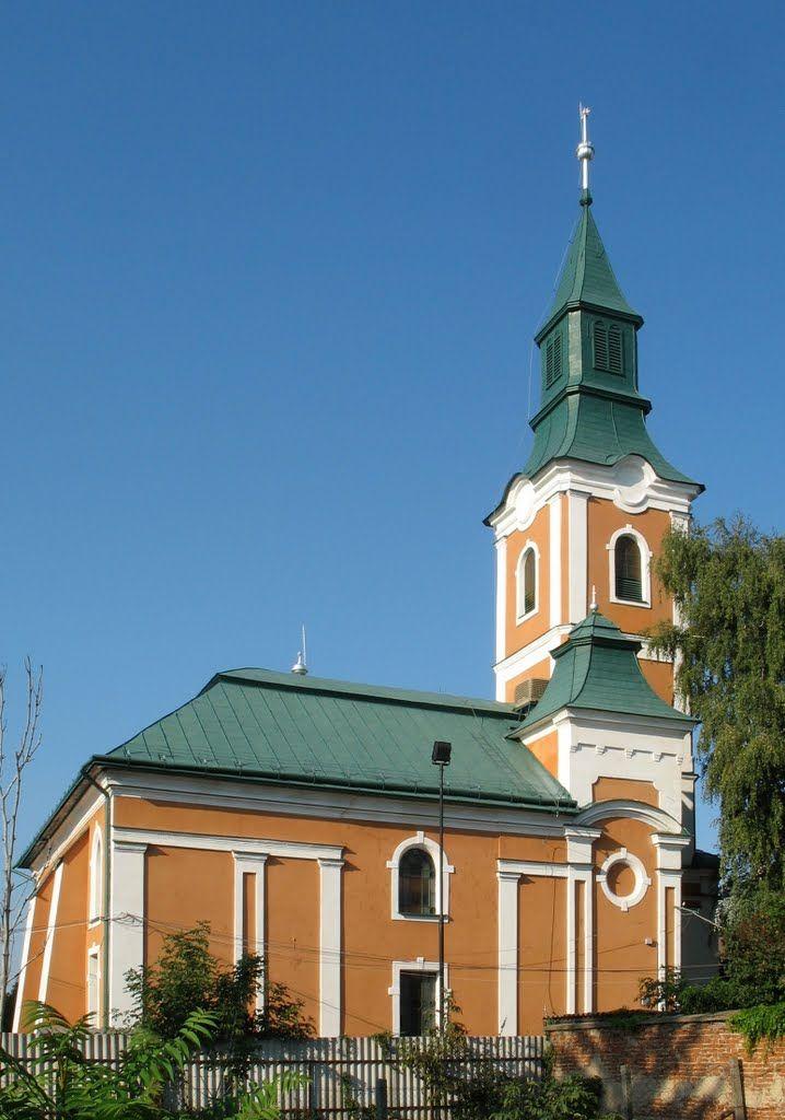 református templom kisvárda - Google Search