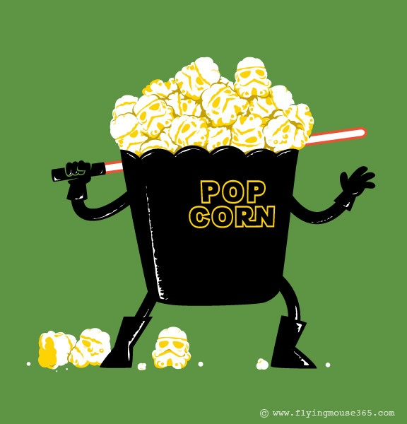Pop Corn Kingdom, by Flying Mouse