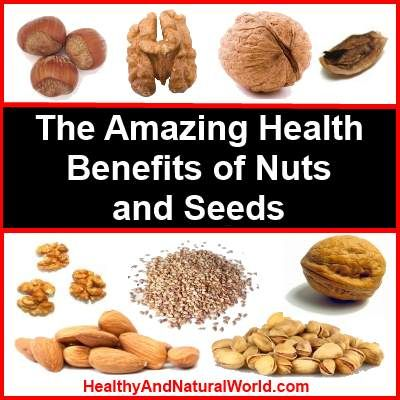 Discover the Amazing Health Benefits of Nuts and Seeds