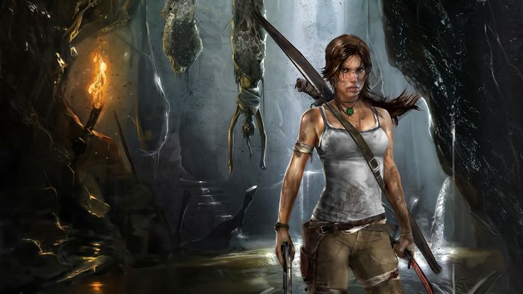 TOMB RAIDER PHOTOS | Tomb Raider 2013 – dobrodružství na ostrově