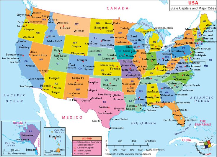 Best USA Maps Images On Pinterest Usa Maps United States And - Us map with cities