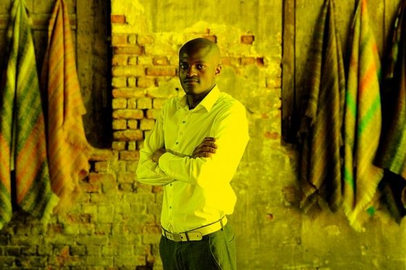 Laduma Ngxokolo   What Design Can Do, Speakers 2014