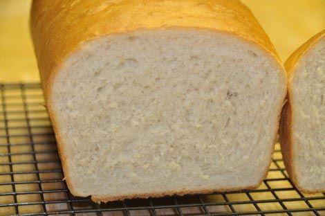 Pane in Cassetta con video ricetta foto dei passaggi e tabella x calcolare gli ingredienti in base allo stampo