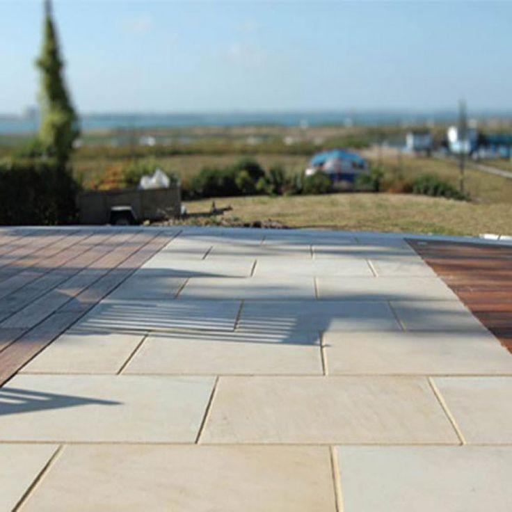 Global Stone Paving-Sawn Sandstone-'Artisan Mirage'-Mint-PAVING SLABS