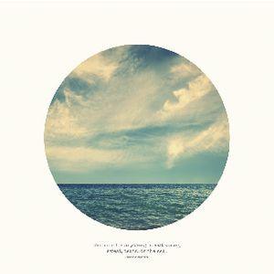 Canvas 45 x 45cm Blue Ocean Porthole