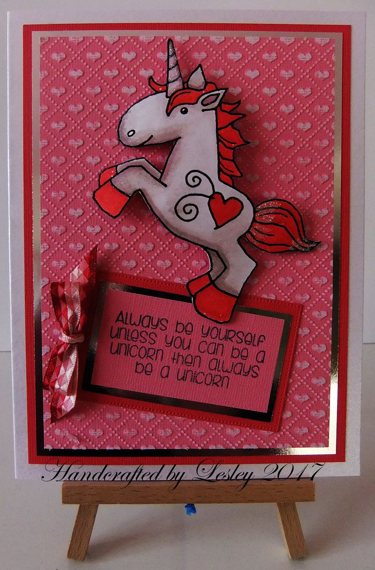 A DT sample for Alphabet Challenge. I have used Woodware's unicorn stamp and Spectrum Noir SParkle pens. More details can be found at http://stampingbubbles.blogspot.co.uk/2017/05/e-for.html