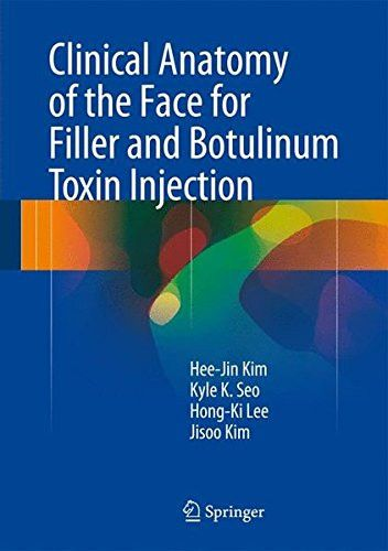 Clinical Anatomy of the Face for Filler and Botulinum Toxin Injection