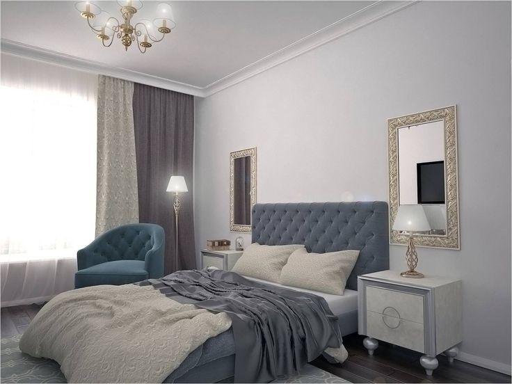 """American style bedroom by Lilia Bubes, """"Interior design"""" course student in European Design School, Kiev, Ukraine. Дизайн спальни в американском стиле слушательницы курса """"Дизайн интерьера"""" в Европейской Школе Дизайна Лилии Бубес #american #style #interiordesign #bedroomdesign"""