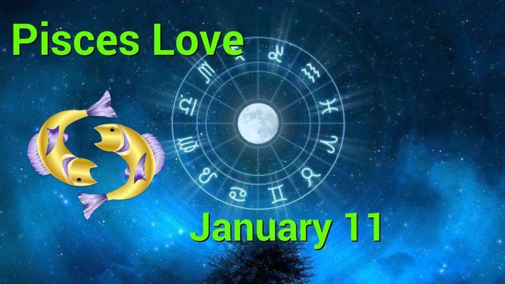 Pisces Daily Love Horoscope: January 11, 2015