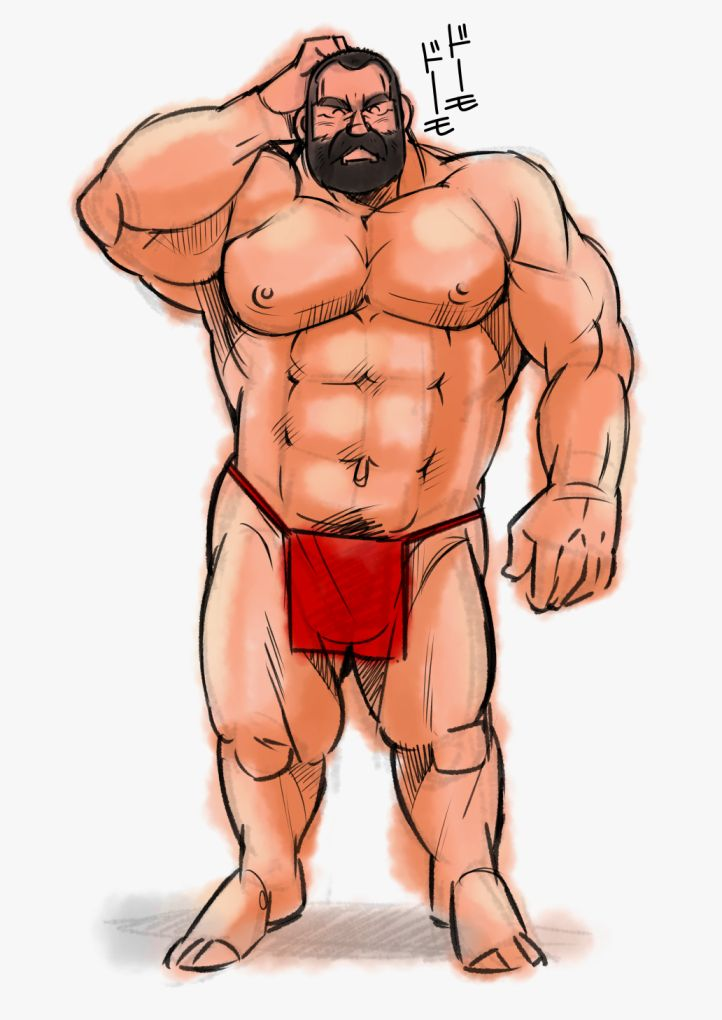 naked gay fireman