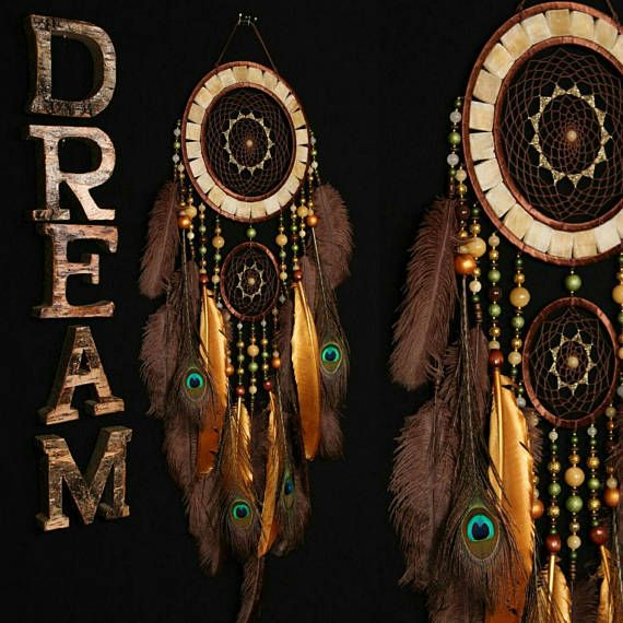 Brown yellow Dreamcatcher onyx yellow mosaic Dream Catcher Large Dreamcatcher New Dreamсatcher gift NEW YEAR boho dreamcatchers wall gift time the manufacture of this product 12 working days This amulet like Dreamcatcher - is not just a decoration of the interior. It is a powerful amulet, which is endowed with many properties: - Dreamcatcher protects and ensures a healthy sleep to the owner; Dreamcatcher helps in practice lucid dreaming. It helps to recognize himself in a dream,