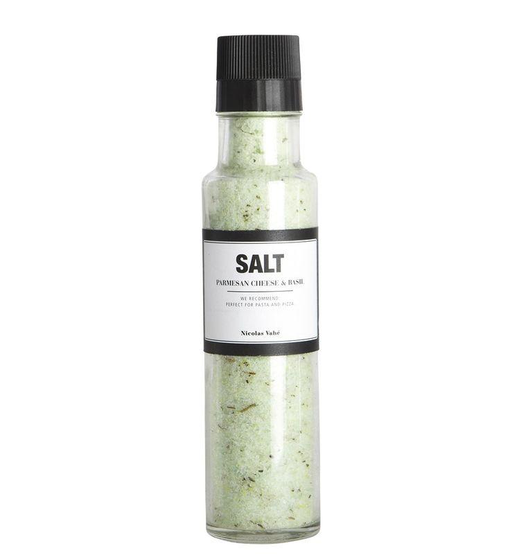 SALT Parmesan Ost & Basilikum
