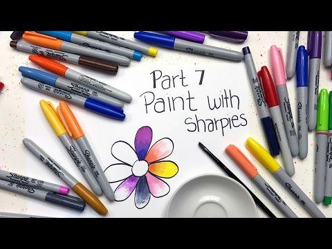 Sharpie Coloring Secrets