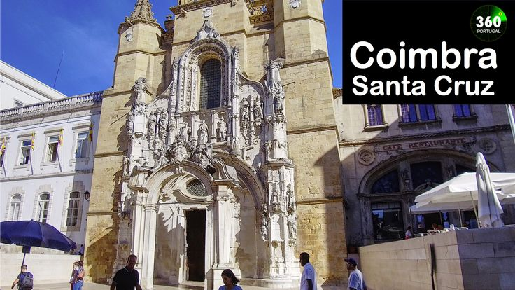 Mosteiro de Santa Cruz, Virtual Tour & Video