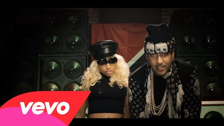 One of the sexiest music videos of 2013 - French Montana - Freaks (Explicit) ft. Nicki Minaj