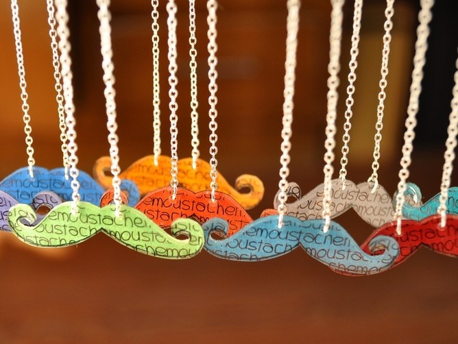 Colliers by Sur le valet de CarO: Dink Crafts, Jewelry Shrinky Dinks, Shrinkiy Dinks