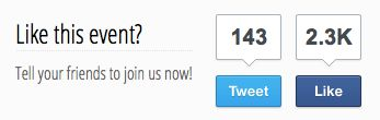 With Webinar Jam your webinars go social and... VIRAL!
